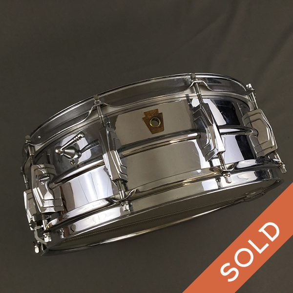 Pre serial Ludwig Keystone Badge COB 14×5