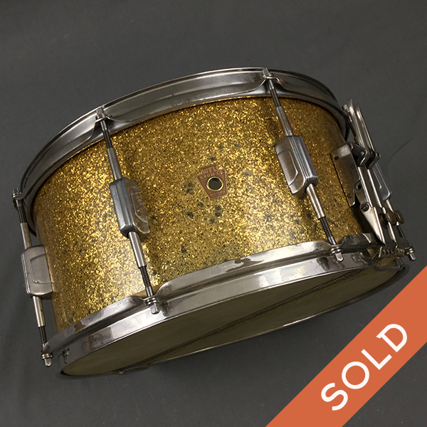 1939 WFL Dixieland Swing Model snare  14×7