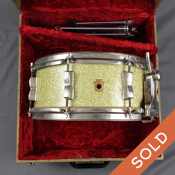 WFL Buddy Rich Snare (circa late 40s early 50s)  14 x 5.5