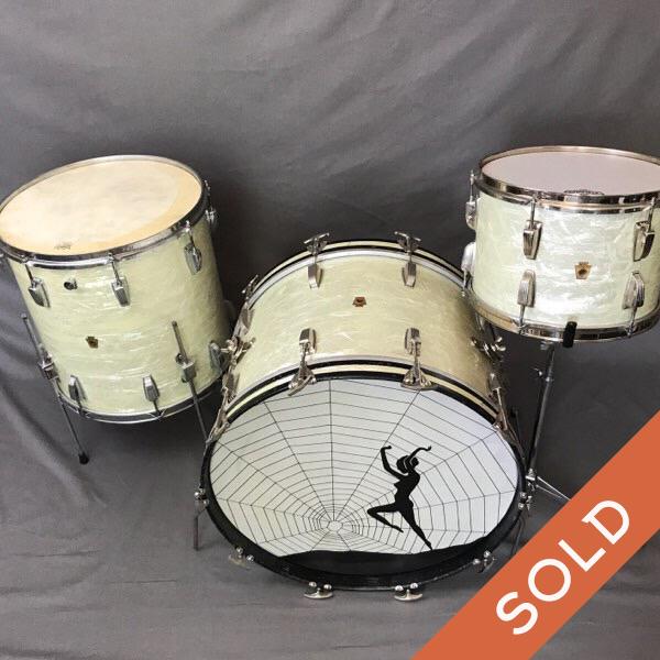 1950s WFL Drum Set in WMP
