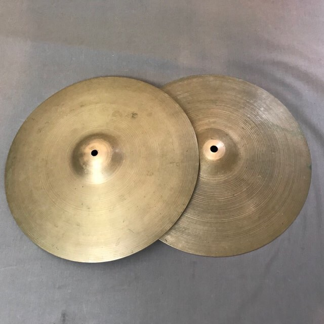 1950s/60s 14″ Zildjian hihats