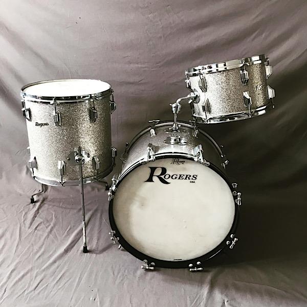 1960s Rogers Jazz Set 18/12/14
